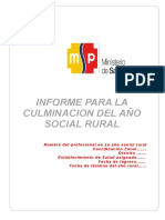 Informe Culminación Año Rural Aprobación Snpss-1 (Copia)