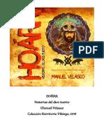 Hoárr, historias del dios tuerto