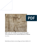 Maree, M. Edfu under the Twelfth to Seventeenth dynasties. The monuments in the National Museum of Warsaw, BMAES 12, 2009.pdf