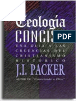 Teologa Concisa j i Packer