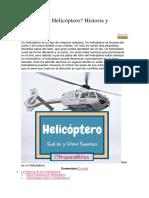 Qué Es Un Helicóptero.docx