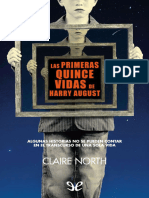 Las Primeras Quince Vidas de Harry August Claire North