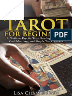 Tarot for Beginners_ A Guide to Psycple Tarot Spreads - Lisa Chamberlain.docx