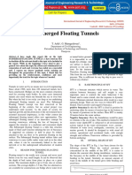 Submerged Floating Tunnels IJERTCONV6IS14056