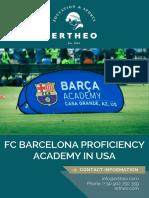 19 en Academia Barcelona Arizona