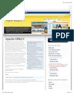 The Apache OFBiz Project