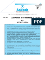 AIPMT 2014 Questionwise  solutions Physics, Chemistry & Biology.pdf