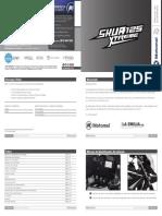 Skua125Xtreme Manual