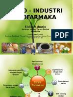 Agroindustri Biofarmaka muhamdiyah