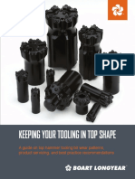 Keeping Your Tooling in Top Shape