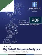Big data bussisness analysis