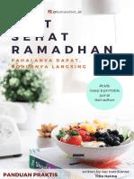 eBook Ramadhan Teman Diet