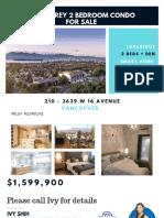 The Grey Luxury condo living in Vancouver