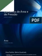 04 - Conceitos de Área e de Pressão