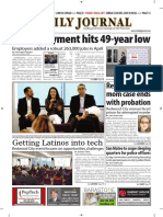 San Mateo Daily Journal 05-04-19 Edition