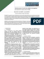 Pruebas de Placa Dinámica Para El Control de Calidad en Terraplenes