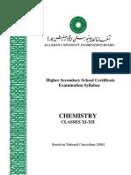 HSSCI II Chemistry