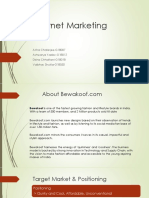 Internet Marketing-PPT Final
