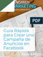 Guia Rapida Para Crear Una Campana de Anuncios en Facebook 2