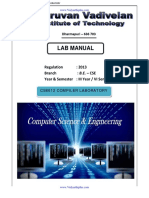 Compiler Laboratory