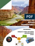 PPT - Formação Das Rochas Sedimentares_I