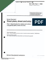 BS 1449-1 Steel Plate, Sheet & Strip 1983.pdf