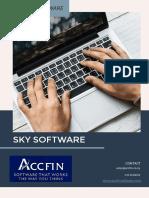 Accfin Sky Brochure