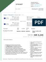 Ticket NAG-IXE 14972784