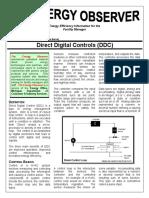 Direct digital controller