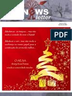 Newsletter Dezembro 2018