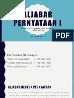 PPT Teori Himpunan Dan Logika