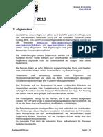 Reglement European 4Cross Series 2018