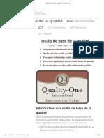 outile qualité