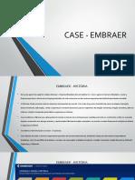 Case - Embraer