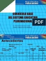 Base Del Sistema Educativo Plurinacional