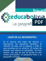 3-1 Geografia Humana y Física