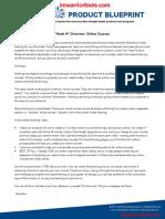 t Pb Week 1 Online Courses Worksheet