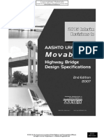 AASHTO - Knowel AASHTO LRFD Movable Highway Bridge Design Specifications (2nd Edition) with 2008, 2010, 2011, 2012, 2014, and 2015 Interim Revisions.-American Association of State Highway and Transpor.pdf