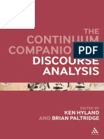 (Continuum Companions) Ken Hyland, Brian Paltridge (editors)-The Continuum Companion to Discourse Analysis (Continuum Companions)-Continuum (2011).pdf