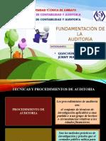 AUDITORIA TECNICAS Y PROCESOS.pptx
