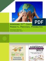 Assessing 21st C_ Skills