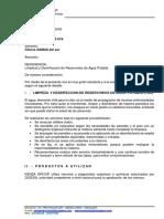Cotización 013 - Clinica Sanna Limpieza de Reservorio de Agua