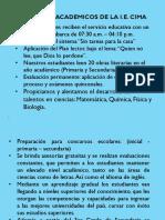 Academico Del Cima