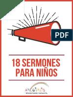 18 SERMONES PARA NIÑOS.pdf