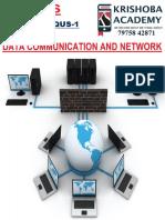 Data Communication Model Test_1