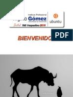 Presentación Qué es GNU/Linux