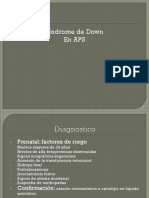 sd down en APS