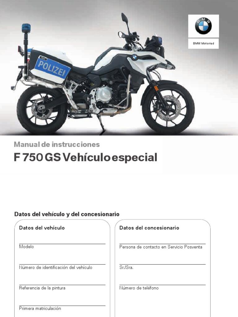 Bosch H7 Halógeno Faro Bombilla se Ajusta BMW F 800 GS 2006