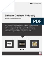 Shivam Cashew Industry