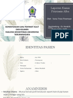 PPT LAPORAN KASUS DR. HENDRIK (VANIA).pptx